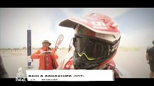Team HRC Dakar Rally 2016 Stage 10