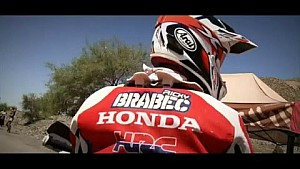 Team HRC Dakar Rally 2016 Stage 12