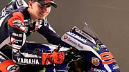 Yamaha YZR M1 Backstage Video