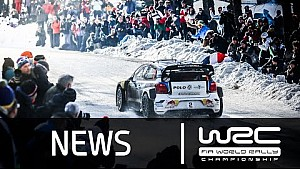 Rallye Monte-Carlo 2016: Stages 6-8