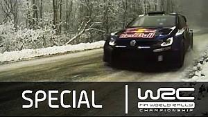 Rallye Monte-Carlo: Legendary WRC event!
