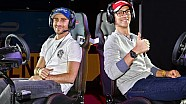 Forza 6 Fórmula E Race Off: ¡Bruno Senna vs Nico Prost!
