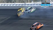 Buescher and DiBenedetto make hard contact