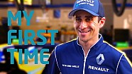 My First Time! w/ Nico Prost - Formula E