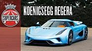 Koenigsegg Regera: 1,800bhp Hybrid Monster