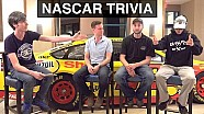 NASCAR Trivia - ChrisFix vs SubaruWRXFan vs Busted Knuckle Films