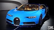 FIRST LOOK: Bugatti Chiron - Full Tour at Geneva 2016