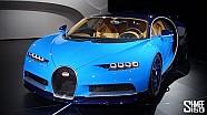 FIRST LOOK: Bugatti Chiron - Full Tour at Geneva 2016