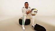 Unboxing F1: El nuevo casco 2016 de Lewis Hamilton