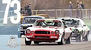 Camaro in fierce tussle with Mini & SD1