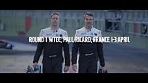 WTCC-Test mit Polestar-Volvo