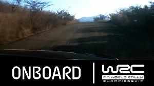 Ралли Мексика 2016. Запись с бортовой камеры, Себастьен Ожье, СУ20 (80 км!)