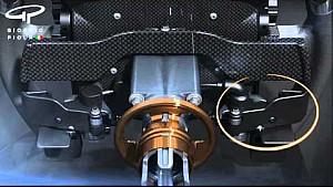 F.1 analisi tecnica: il doppio paddle della frizione