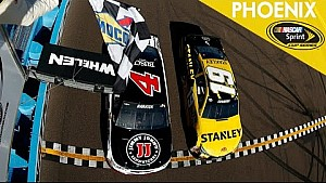 NASCAR Sprint Cup Series: гонка