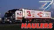 Explore the Space! Going Inside a NASCAR Hauler