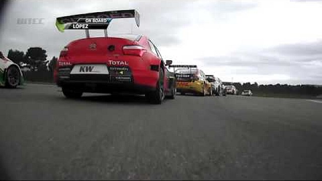 WTCC Onboard: Highlights