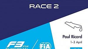 F3 Europe - Paul Ricard 2016 - Course 2