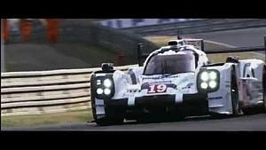 Porsche in Le Mans 2015