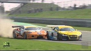 10 Jahre GT-Masters: Action!