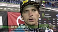 2016 - Race Day LIVE! - Indianapolis - Jason Anderson on the Podium