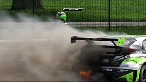 Race highlights Tom Coronel op de Slovakia Ring
