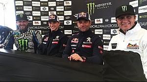 Pre-Event Press Conference: Montalegre RX - FIA World RX 2016