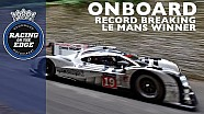 Hillclimb Onboard with The Le Mans winning Porsche 919