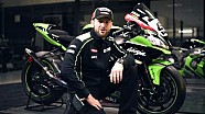 Mantenimiento de la caja de aire de Kawasaki Racing Team | Superbike