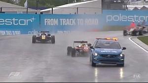 Лучшие моменты 3-й гонки Евро Ф3 на Хунгароринге
