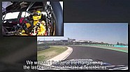 Tourist guide 2 onboard laps Hungaroring by Tom Coronel, WTCC 2016 Hungary