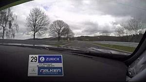 Onboard Christian Vietoris | Mercedes-AMG GT3 | HTP Motorsport | ADAC Qualifikationsrennen 2016
