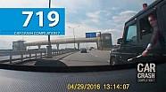 Car Crash Compilation # 719 - April 2016 (English Subtitles)