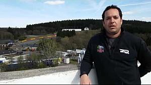 Ricardo González desde el circuito de Spa-Francochamps
