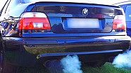 BMW M5 E39 Sound V8 Cold Start Up Revs Revving BerlinTomek