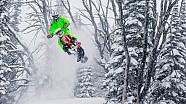 La evolución de la montaña Snowbiking