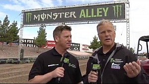 2016 - Race Day LIVE! - Las Vegas - Track Feature