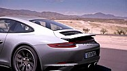 The new Porsche 911 - Active Aerodynamics