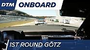 Yellow flag in first round - Onboard Götz - Race 1 - Hockenheim 2016