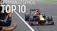 Top 10 German Motorsport Legends - Formula E