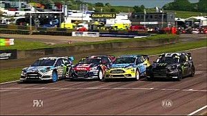 Lydden Hill: Highlights, 1. Tag