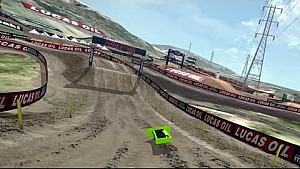 2016 Thunder Valley Track Map