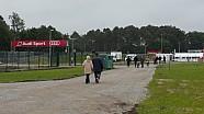 24 Heures du Mans 2016 -  Vue depuis la nouvelle zone publique à Arnage !