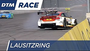 Farfus lifts up - DTM Lausitzring 2016