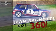 How To Do A Donut In A Renault 5 Turbo