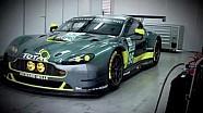 WEC 2016 - presentación del Aston Martin V8 Vantage GTE