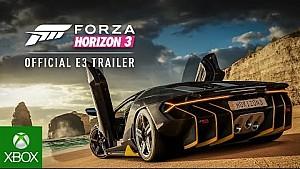 Forza Horizon 3 - E3 tanıtımı