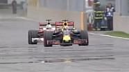 Kanada GP: Vettel'in Ricciardo ve Verstappen'i geçişi