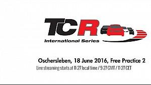 TCR - Oschersleben   Live Streaming  Prove libere 2