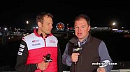 Le Mans 24 UPDATE : Halfway point with James Allen & Alex Wurz