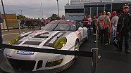 360° VIDEO: The day before the start. Walking around the track.